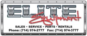 Elite Equipment Repair Logo