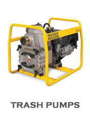 We Sell and Service Trash Pumps!